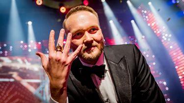 Arjen Lubach is een hit in Hongarije