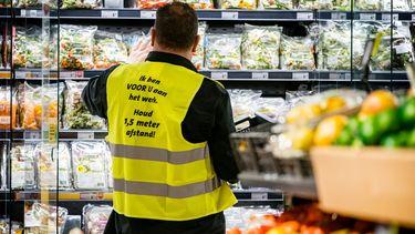 CNV wil bonus voor supermarktpersoneel: 'Cadeaubon is middelvinger'