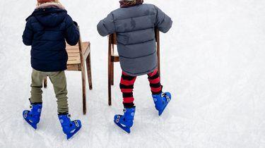 Yes: er is schaatsweer op komst. Foto: ANP