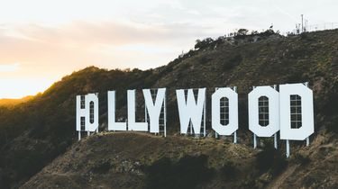 Het iconische Hollywood Sign.