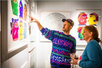 Kunst voor een prikkie of meer op Affordable Art Fair