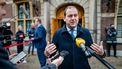 Op deze foto zie je voormalig lijsttrekker van de PvdA Lodewijk Asscher