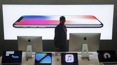 De iPhone X lijkt toch wat té duur te zijn