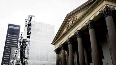 Rechtbank. Foto: ANP