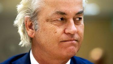 Wilders naar Londen voor eisen vrijheid activist. / ANP