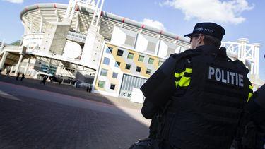 Mogelijk afgelastingen voetbal door politiestaking