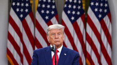 Foto van Donald Trump