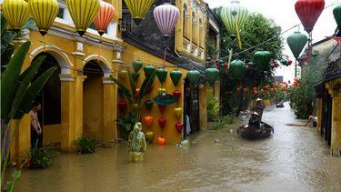 Tientallen doden door tyfoon in Vietnam