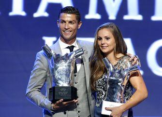 Lieke wint award voor beste speelster ter wereld