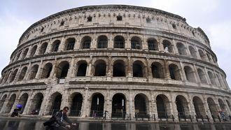 Colosseum in Rome.