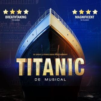 poster musical Titanic