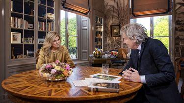 koningin Máxima Matthijs van Nieuwkerk interview