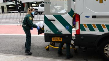 Meer dan 50.000 doden in VS door coronavirus