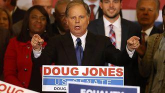 13 december: Democraat Doug Jones wint Alabama