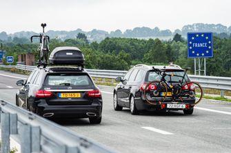 auto vakantie verkeersregels
