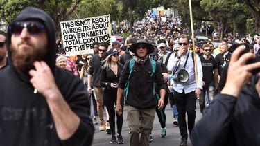 protesten australië