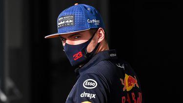 Max Verstappen Honda uit de Formule 1