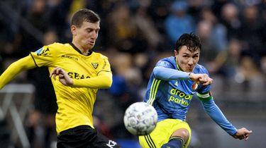 Bizarre situatie: VVV mag niet voetballen, buurman Gladbach wel