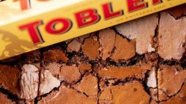 Wat eten we vandaag? Toblerone brownies (verslavend lekker!)