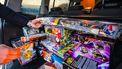 Kwart vuurwerkimport in EU bestemd voor Nederland