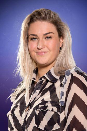 Een foto van Jill uit Big Brother