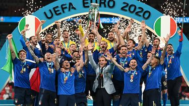 Italië, Engeland, Ek, it's not coming home