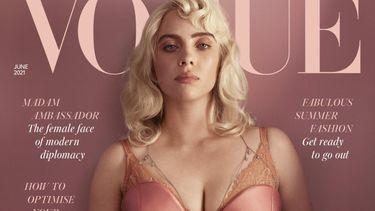 Billie Eilish Vogue