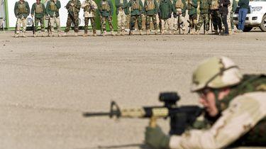 Nederlandse trainingsmissie Irak stilgelegd