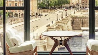 hotel Louis Vuitton Parijs stedentrip