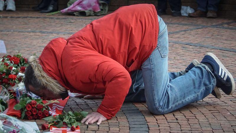 Hillsborough ramp, 32 jaar