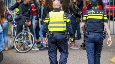 Twee agenten mishandeld in Haarlem en Zaandijk