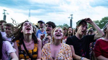Een foto van publiek tijdens het festival Best Kept Secret