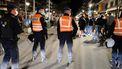 Een foto van politie in Knokke