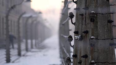 Belg die Holocaust ontkende moet Auschwitz bezoeken
