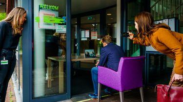 'Verpleeghuizen steeds creatiever met bezoekers'