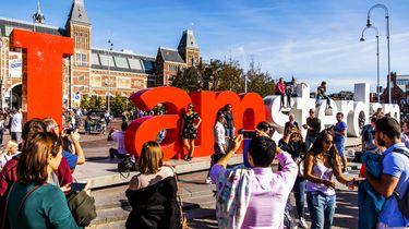 I Amsterdam letters worden nu dan toch verwijderd