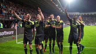 Droomscenario haalbaar voor PSV na knotsgekke avond