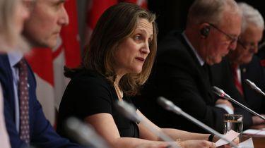 Canada wil geen Amerikaans leger aan de grens