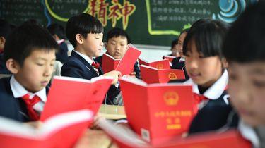 Oud-leerling steekt zeven scholieren dood in China