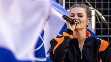 Davina Michelle, Formule 1, Dutch Grand Prix, HLF8