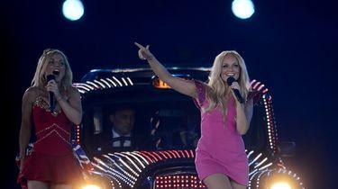 Spice Girls onderhandelen over nieuwe concerten