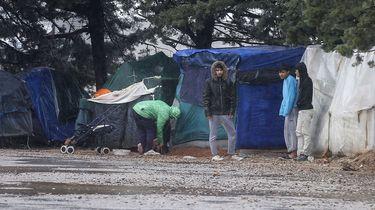 Griekse vluchtelingenkampen krijgen 181 wooncontainers