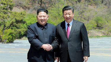 'Kim Jong-un twee dagen naar China'