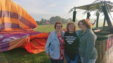 Gijzeling na ballonvaart in Brabant
