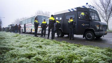 Noodbevel in Dokkum om demonstraties Zwarte Piet