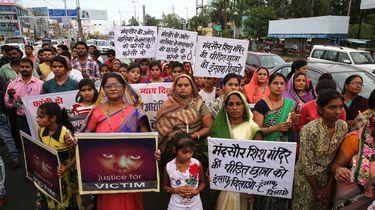 Mannen veroordeeld voor moord 8-jarig meisje India