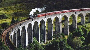 Reizen trein Groot-Brittannië