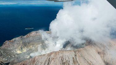Zoektocht naar vermisten vulkaanuitbarsting gestaakt