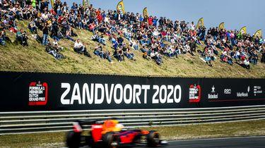Kabinet wil Formule 1 redden ondanks uitstoot schadelijke stikstof