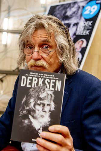 Johan Derksen, boek, Veronica Inside